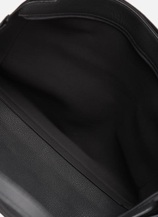 Handtaschen Hexagona NOMAD ZIP schwarz ansicht von hinten