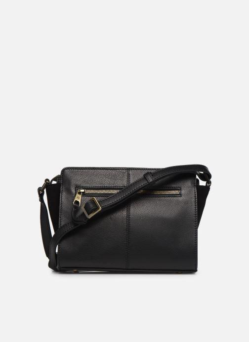 Handtassen Hexagona SUNSHINE CUIR CROSSBODY Zwart voorkant