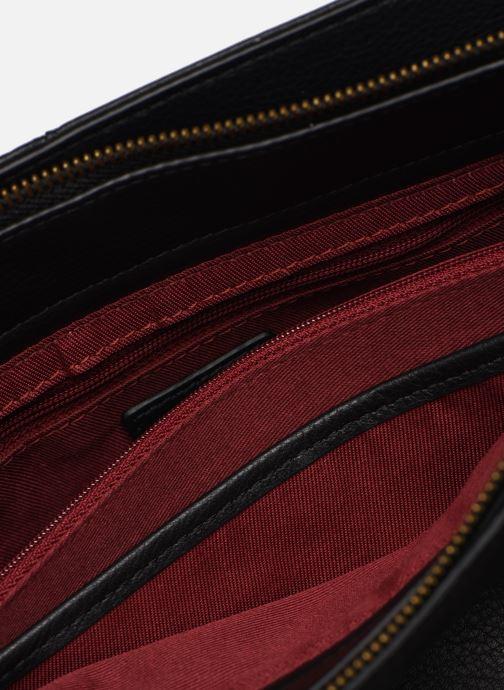 Handtassen Hexagona SUNSHINE CUIR CROSSBODY Zwart achterkant