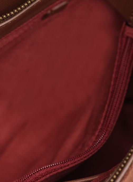 Handtassen Hexagona SUNSHINE CUIR CROSSBODY Bruin achterkant