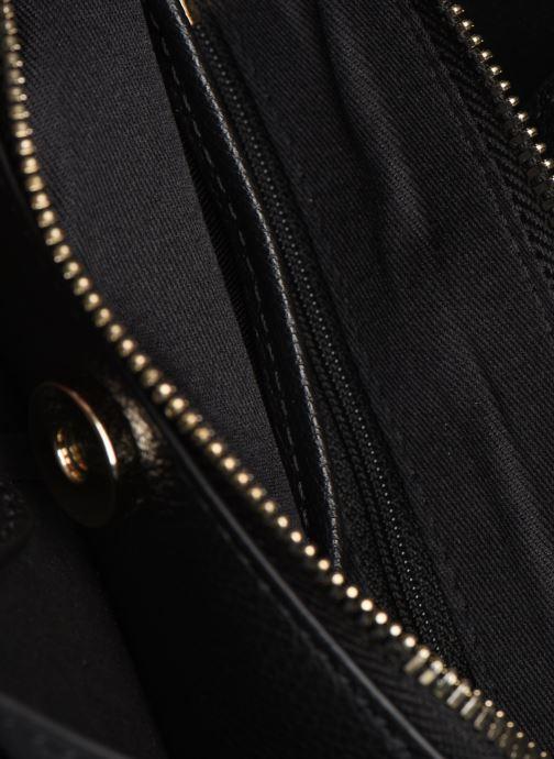 Handtassen Hexagona VELVET CUIR CROSSBODY Zwart achterkant