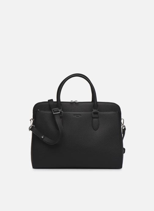 Handtaschen Hexagona MADRID A4 schwarz detaillierte ansicht/modell