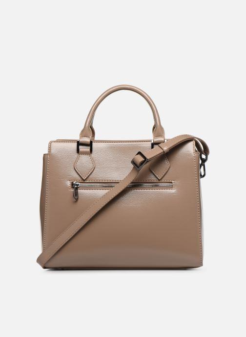 Handtaschen Hexagona IDYLLE PORTE MAIN beige ansicht von vorne