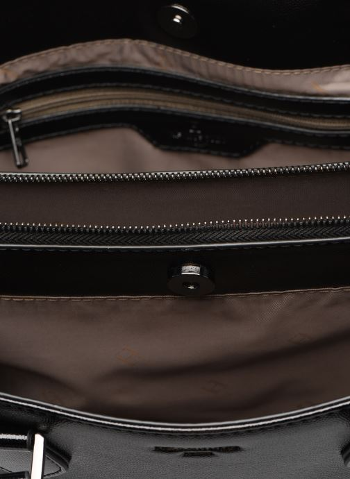 Handtassen Hexagona IDYLLE PORTE MAIN Zwart achterkant