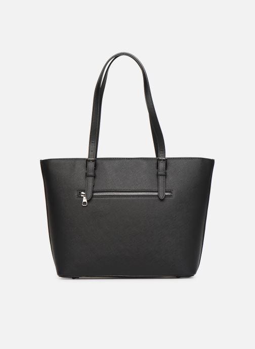 Handtaschen Hexagona SYNSA SHOPPING schwarz ansicht von vorne