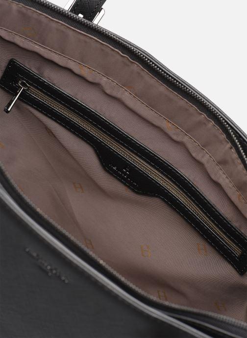Handtaschen Hexagona SYNSA SHOPPING schwarz ansicht von hinten