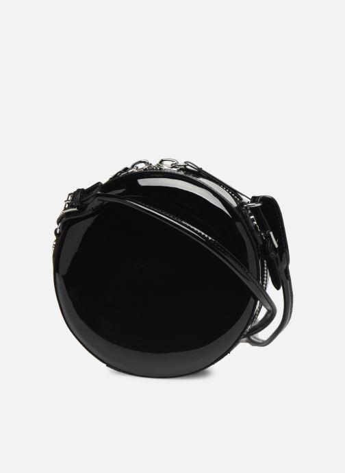 Sacs à main Vivienne Westwood Round Crossbody Bag Noir vue droite