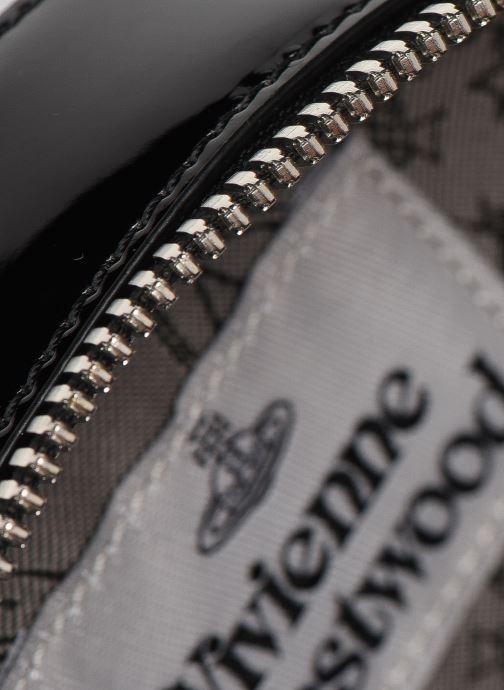 Sacs à main Vivienne Westwood Round Crossbody Bag Noir vue derrière