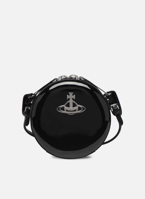 Sacs à main Vivienne Westwood Round Crossbody Bag Noir vue détail/paire