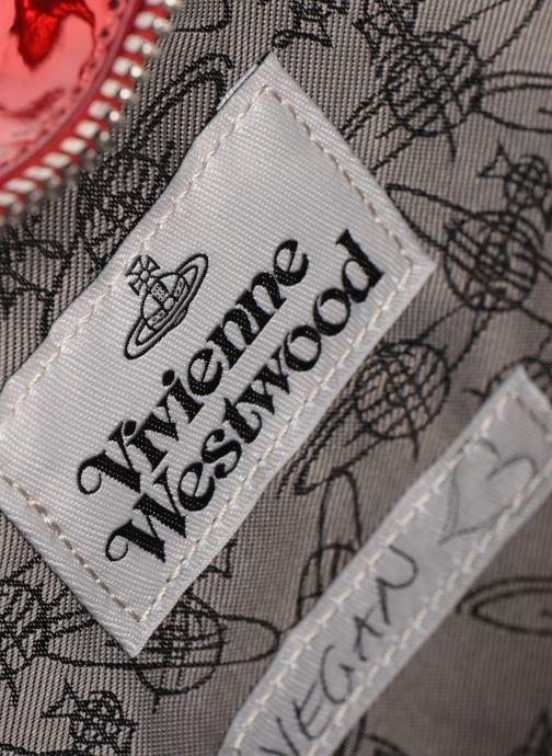 Handtassen Vivienne Westwood Heart Crossbody Bag Rood achterkant