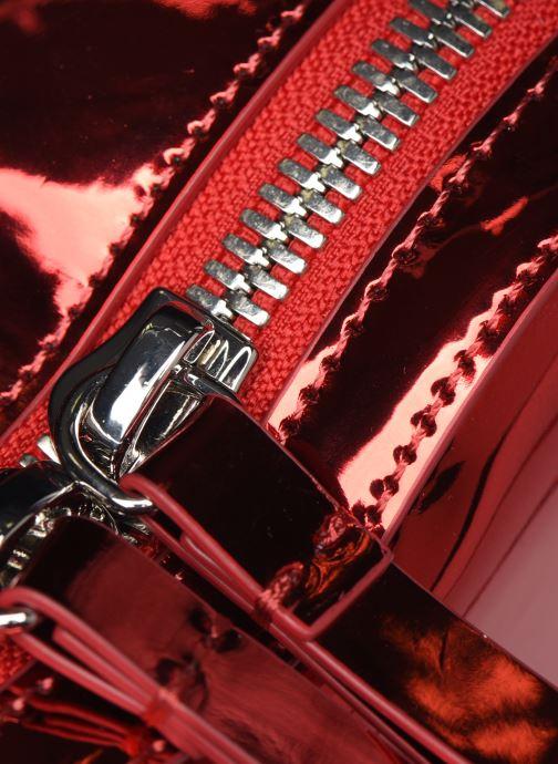 Sacs à main Vivienne Westwood Heart Crossbody Bag Rouge vue gauche