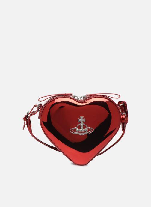 Handtassen Vivienne Westwood Heart Crossbody Bag Rood detail
