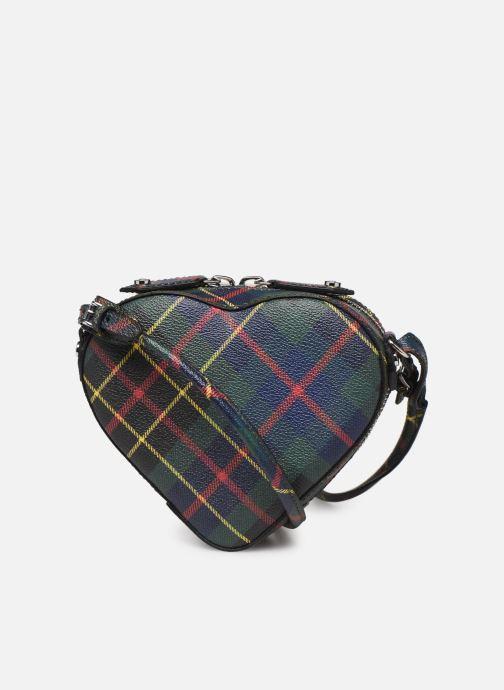 Sacs à main Vivienne Westwood Heart Crossbody Bag Multicolore vue face