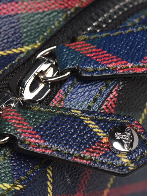 Sacs à main Vivienne Westwood Heart Crossbody Bag Multicolore vue gauche