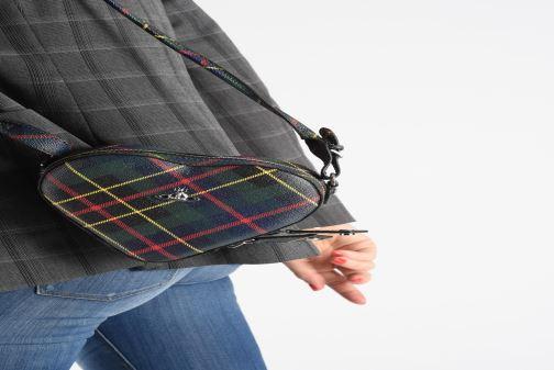 Sacs à main Vivienne Westwood Heart Crossbody Bag Multicolore vue bas / vue portée sac