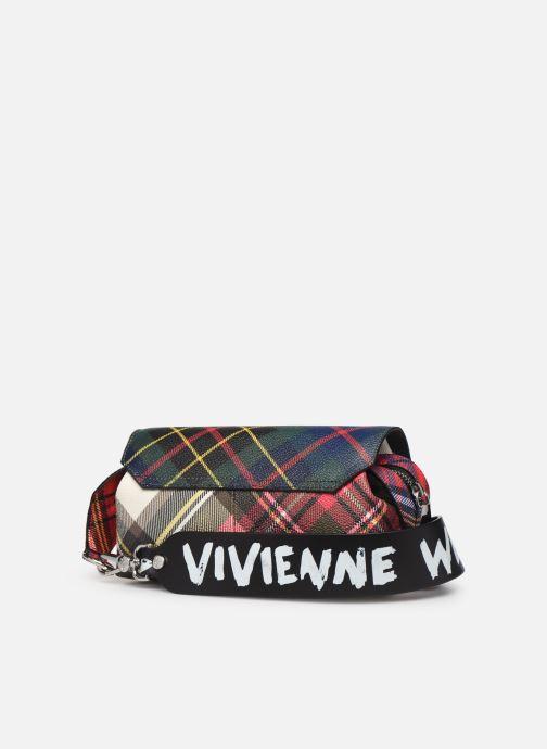 Sacs à main Vivienne Westwood Edie Mini Crossbody Multicolore vue droite