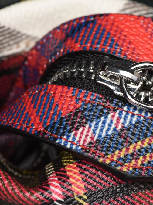 Sacs à main Vivienne Westwood Edie Mini Crossbody Multicolore vue gauche