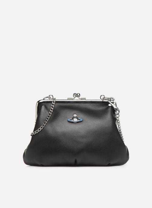 Sacs à main Vivienne Westwood Frame Purse Noir vue détail/paire