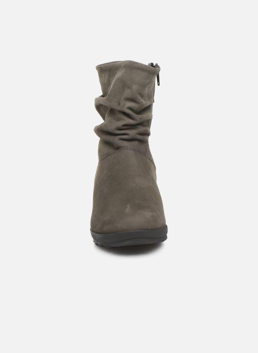 Bottines et boots Mephisto Agatha C Bleu vue portées chaussures