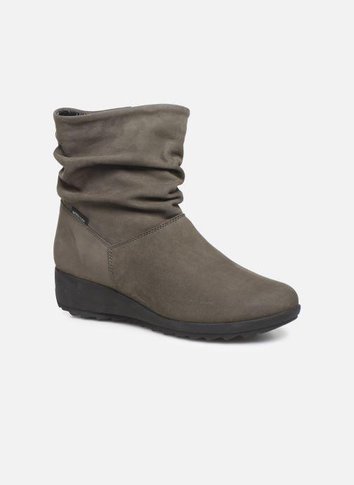 Bottines et boots Mephisto Agatha C Bleu vue détail/paire