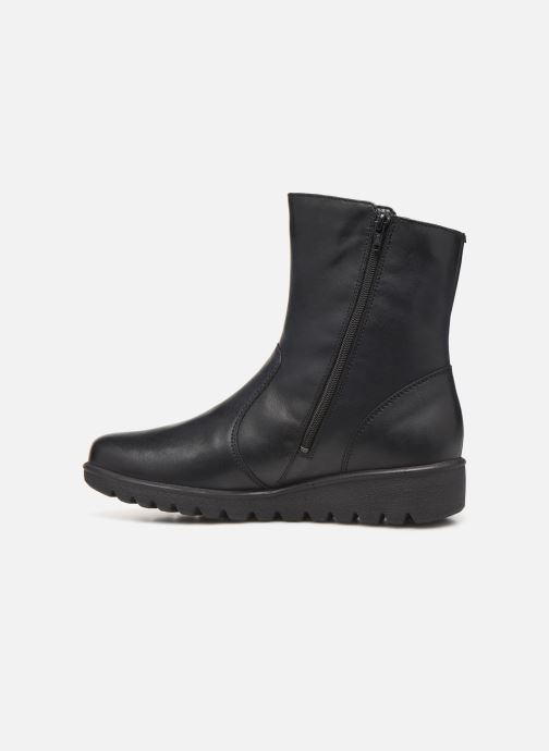 Bottines et boots Mephisto Anais C Noir vue face