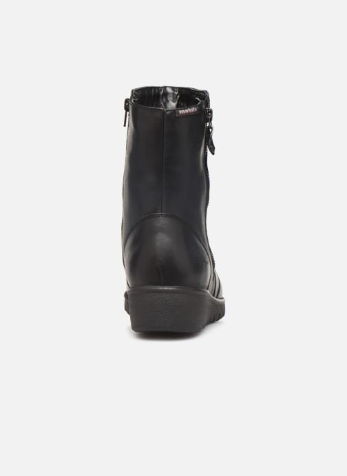 Ankle boots Mephisto Anais C Black view from the right