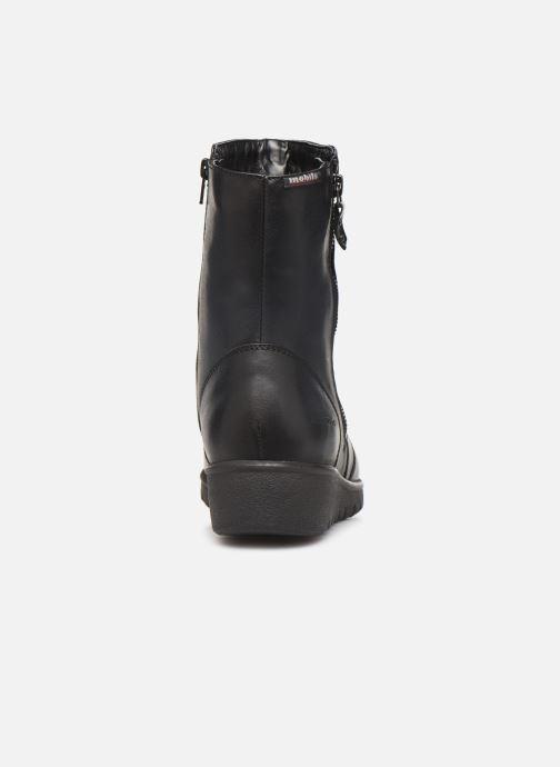 Bottines et boots Mephisto Anais C Noir vue droite