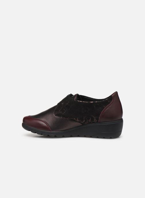 Sneakers Mephisto Branda C Bordeaux voorkant