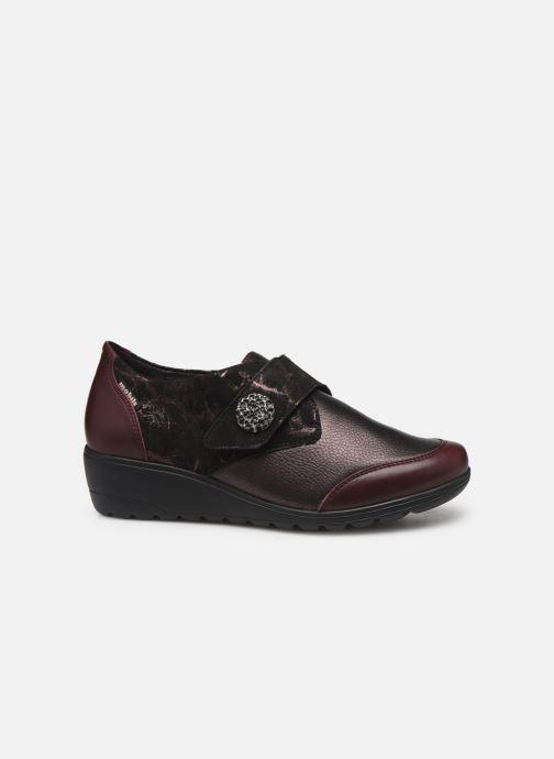 Sneakers Mephisto Branda C Bordeaux achterkant