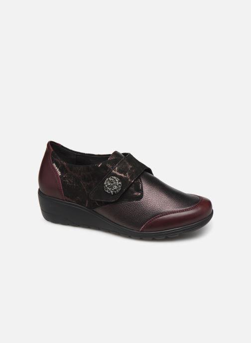 Sneakers Mephisto Branda C Bordeaux detail