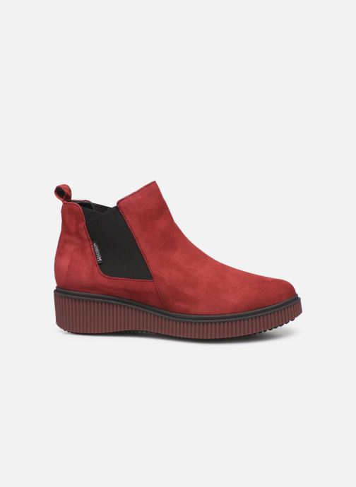 Ankle boots Mephisto Emie C Burgundy back view
