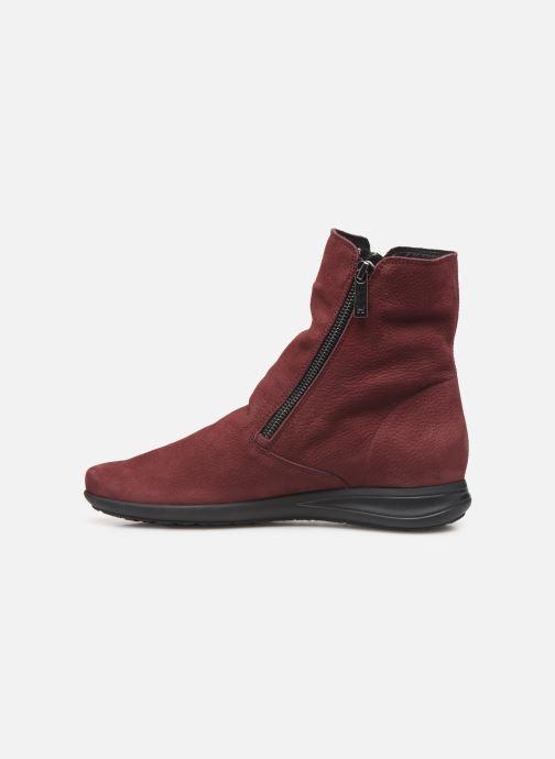 Bottines et boots Mephisto Nessia C Bordeaux vue face