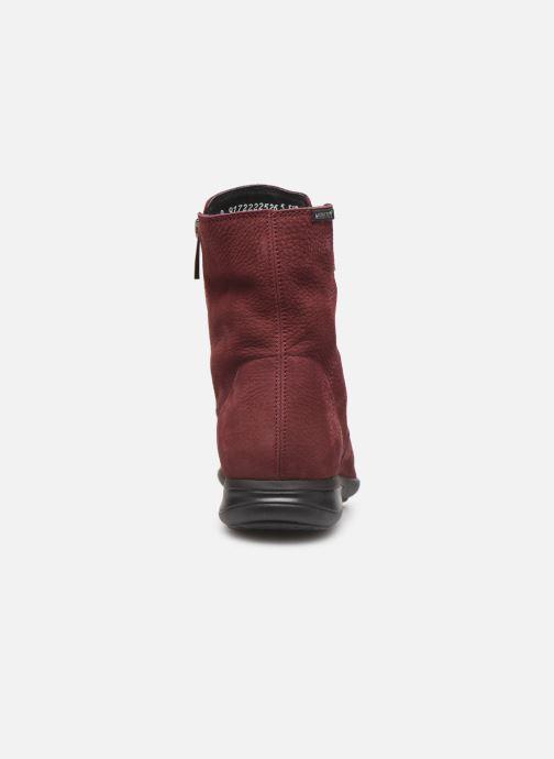 Bottines et boots Mephisto Nessia C Bordeaux vue droite