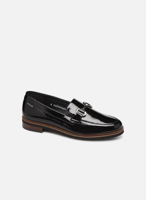 Loafers Mephisto Roxana C Black detailed view/ Pair view