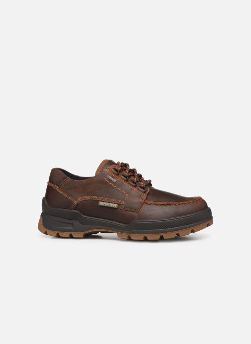 Chaussures à lacets Mephisto Isak Gt C Marron vue derrière