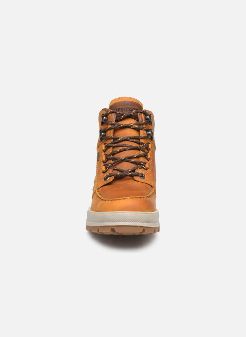 Bottines et boots Mephisto Ivan Gt C Marron vue portées chaussures