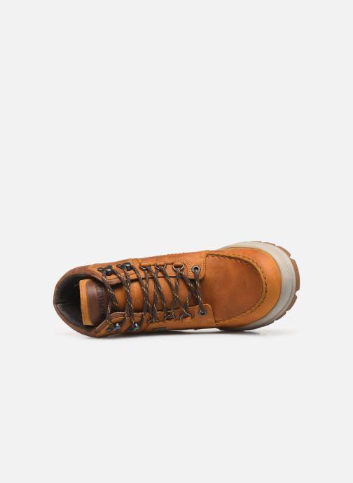 Bottines et boots Mephisto Ivan Gt C Marron vue gauche