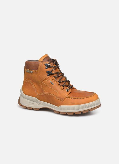 Bottines et boots Mephisto Ivan Gt C Marron vue détail/paire