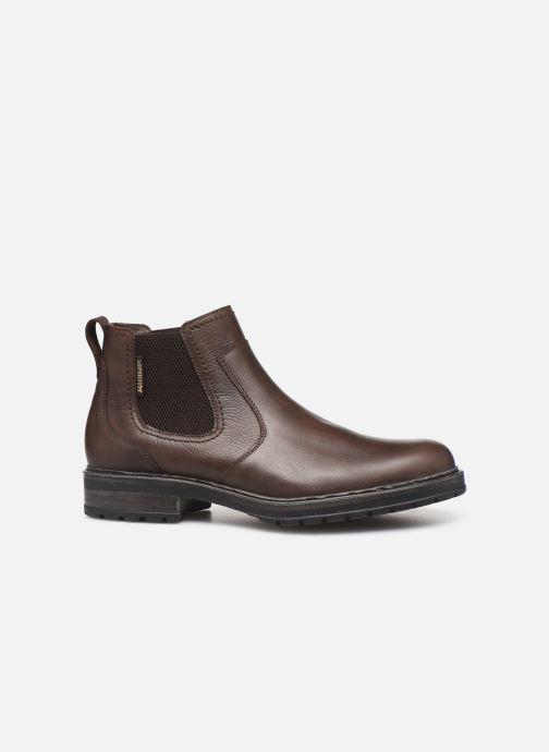 Bottines et boots Mephisto Lopez C Marron vue derrière