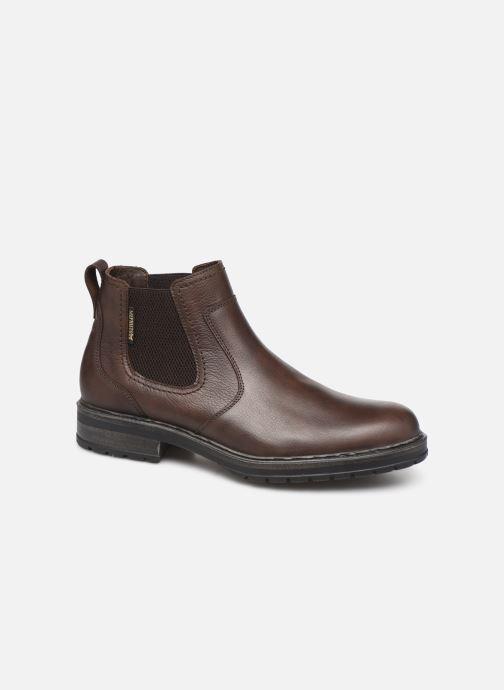 Bottines et boots Mephisto Lopez C Marron vue détail/paire