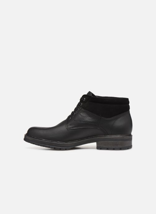 Boots en enkellaarsjes Mephisto Lukas C Zwart voorkant
