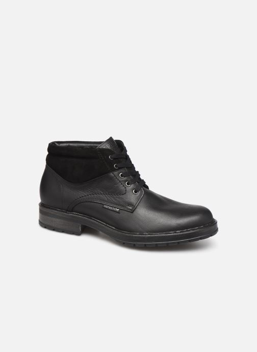 Boots en enkellaarsjes Mephisto Lukas C Zwart detail