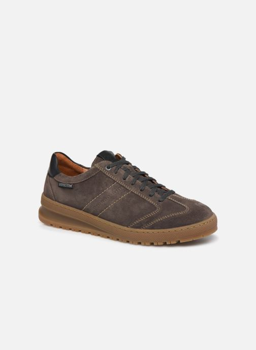 Trainers Mephisto Rayan C Grey detailed view/ Pair view