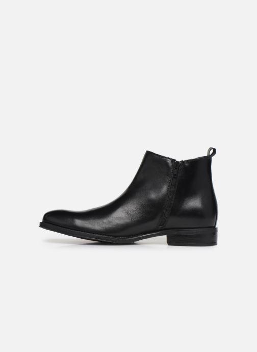 Bottines et boots Fluchos Heracles 8756 Noir vue face