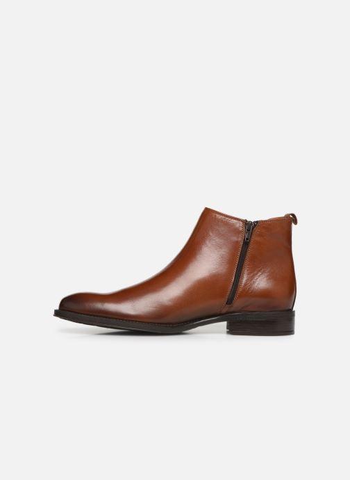 Bottines et boots Fluchos Heracles 8756 Marron vue face