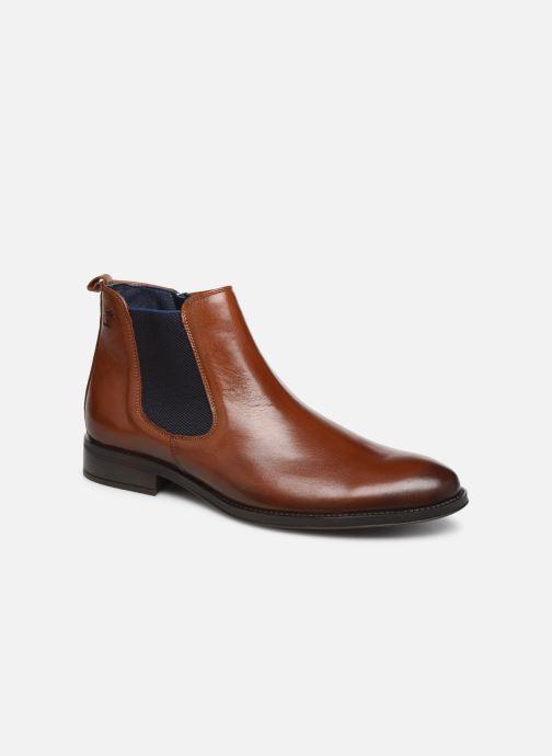 Bottines et boots Fluchos Heracles 8756 Marron vue détail/paire