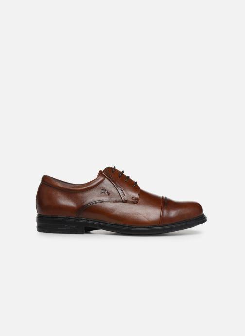 Chaussures à lacets Fluchos Simon 8468 Marron vue derrière