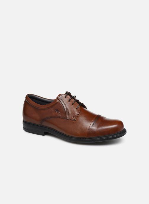Chaussures à lacets Fluchos Simon 8468 Marron vue détail/paire