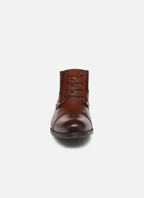 Bottines et boots Fluchos Beta 0681 Marron vue portées chaussures