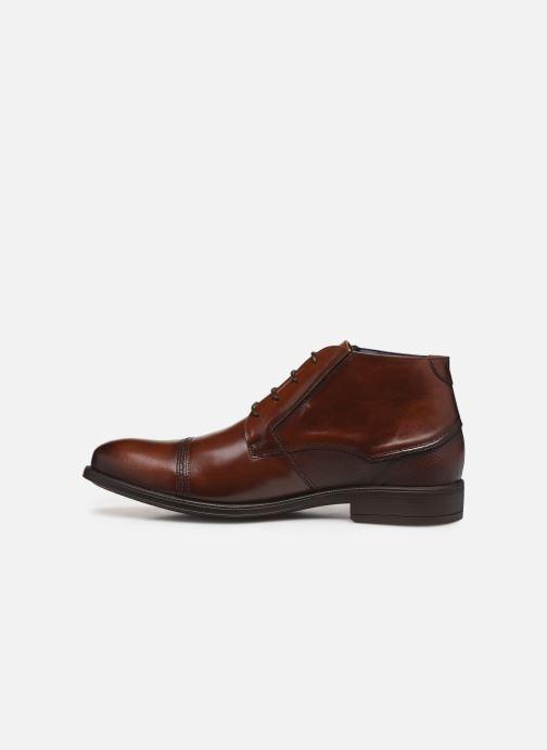 Bottines et boots Fluchos Beta 0681 Marron vue face